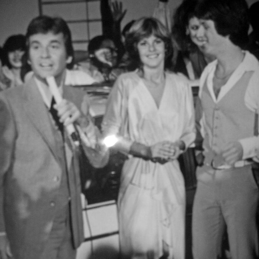 Dick Clark, Sue Fries, Jon Rosenman